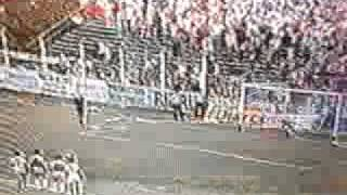 LANUS 5- BANFIELD 1(TEMPORADA 1988-89