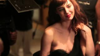 KENZO JEU D'AMOUR – Le making-of avec Louise Bourgoin