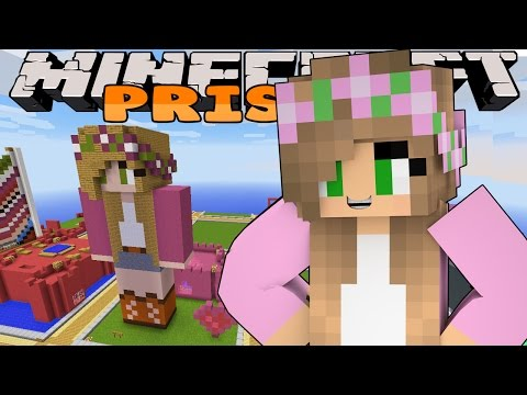 Minecraft Prison - EXPLORING LITTLE KELLY PLOTS!