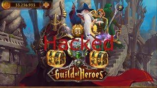 Guild of heroes hack! | How to hack Guild of Heroes?! screenshot 4
