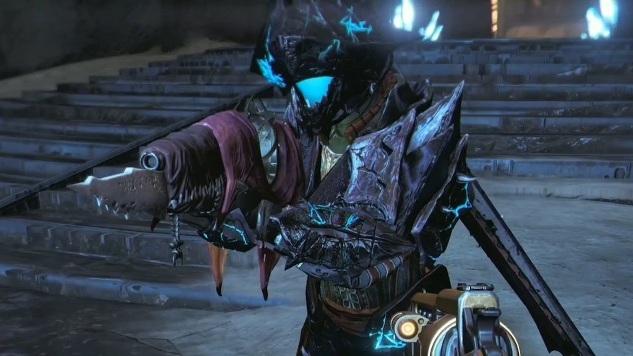 destiny: age of triumphs king's fall raid weapon and armor set