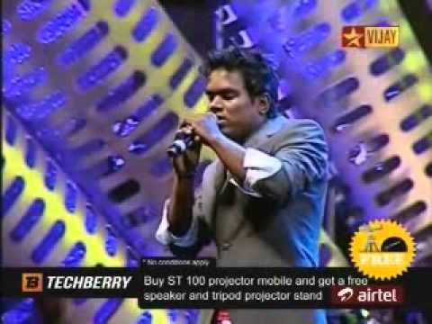 Best of Yuvan Shankar Raja Thaakkuthe Kan Live in Concert Chennai
