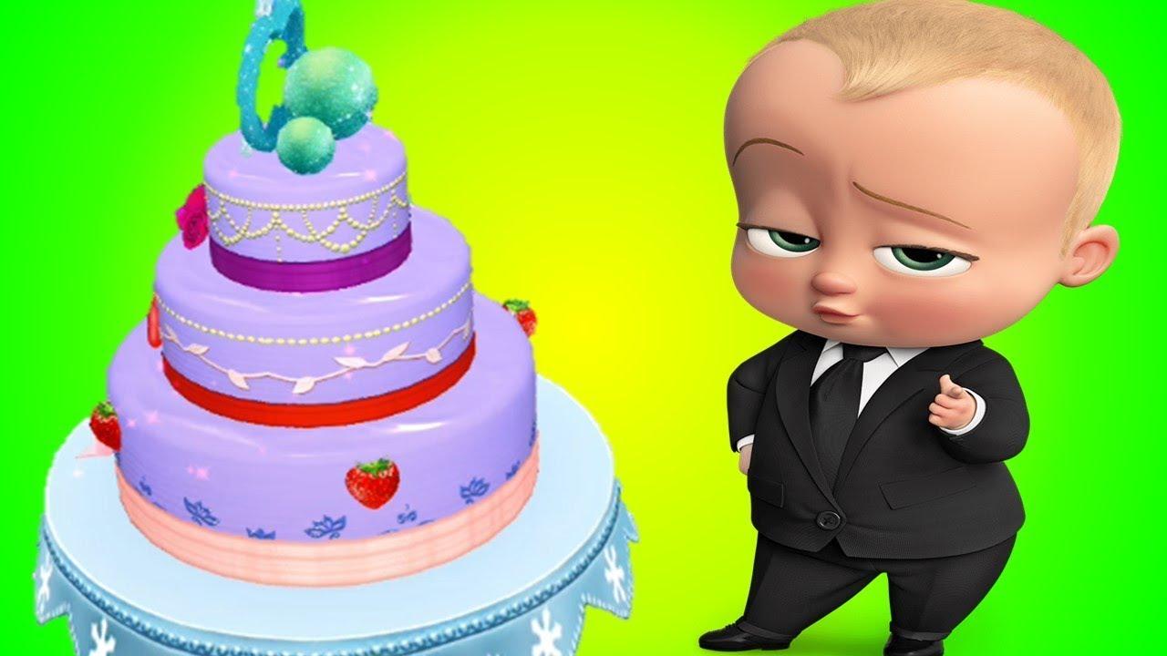 Baby Cake Game Play Kids Cake Making Games real cake 3d gameplay