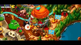 Angry Birds Exploring Pig City Cinematic Trailer