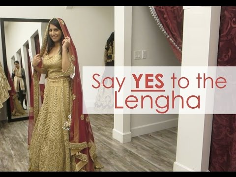 VLOG | Say YES to the Lengha | keepingupwithmona