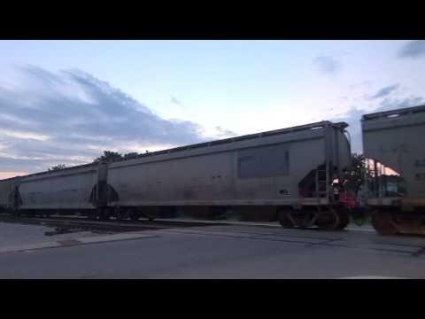 Crandic Pulls a Corn train to ADM