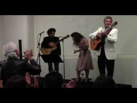 A Musical Soiree with Julio de La Huerta, March 27, 2014