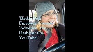 Car Vlog! | Driving To Get Starbucks + My Other YouTube Channel, 'Adrienne The Herbalist'?!?!