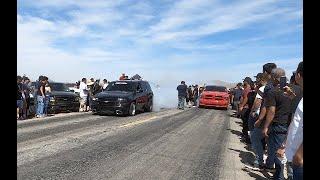 1320 Racing! Diablos Performance Truck Meet PART 2 (Cops Ruin The Event)