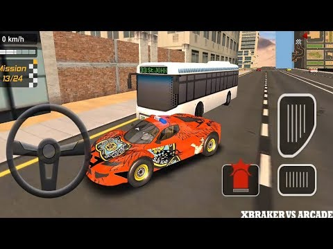 Police Drift Car Driving Special Edition |  Lambo Police Car - Android GamePlay FHD