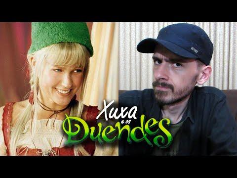 Xuxa e os Duendes - ANÁLISE DO FILME