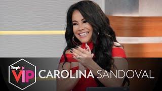 Carolina Sandoval nos revela cómo surgió la relación con Karim Mendiburu | PeopleVIP