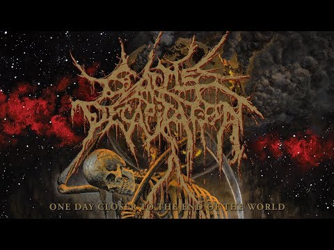 "Cattle Decapitation ""One Day Closer to the End of the World"" (OFFICIAL)"