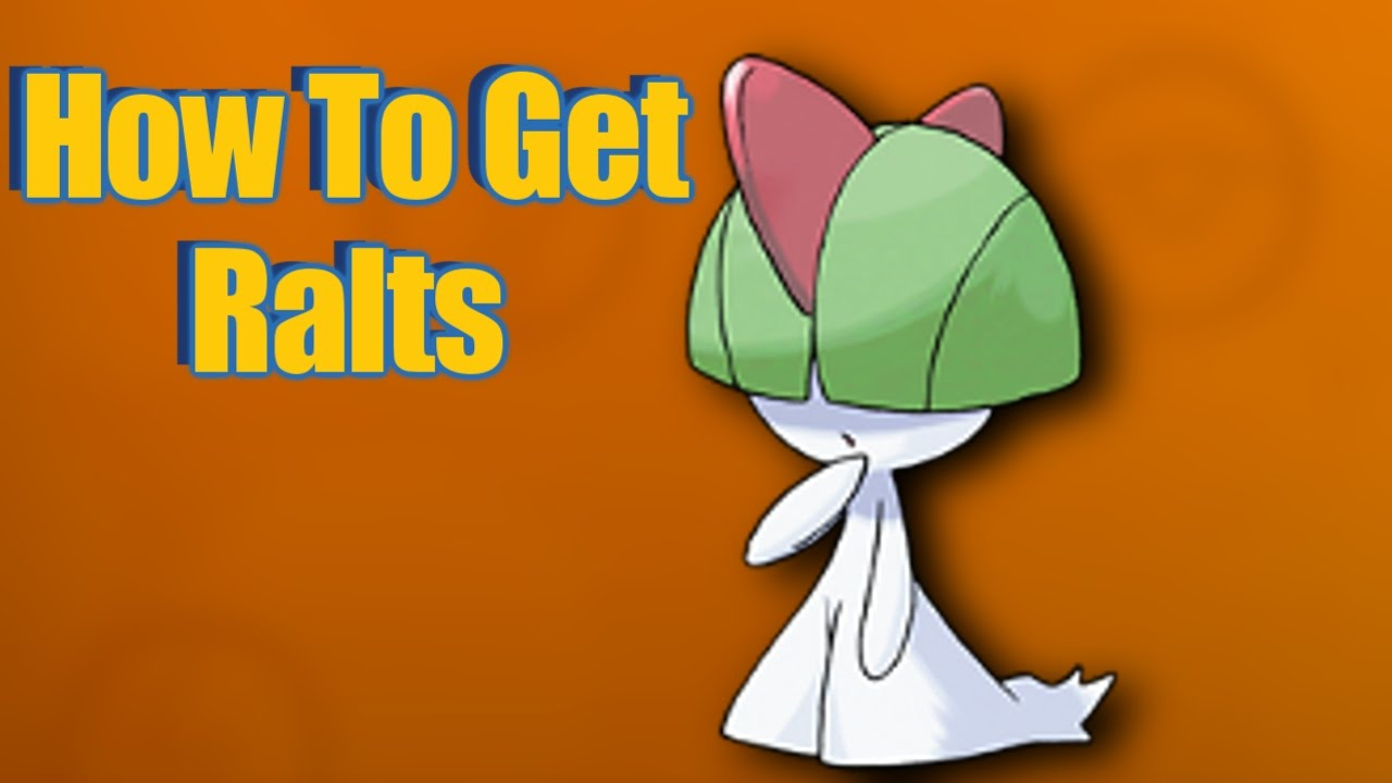 Pokemon Planet - How To Get Ralts! - YouTube