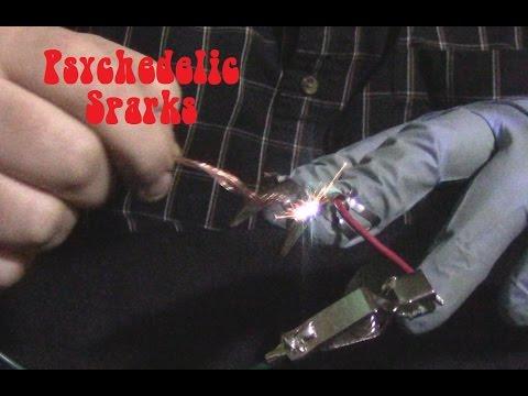 Psychedelic Sparks New Trigger [ASMR]