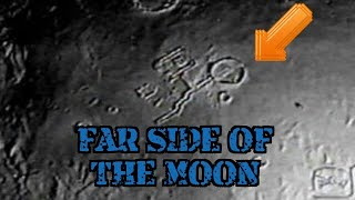 """Far Side of the Moon Anomalies """"The Dark Side"""""""