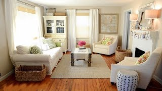 Home Interior Design Ideas for Small Spaces