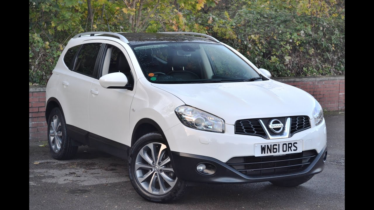 wessex garages used nissan qashqai 2 tekna at pennywell road wn61ors youtube. Black Bedroom Furniture Sets. Home Design Ideas