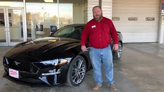 ALL NEW 2018 Mustang GT!