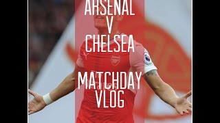 Arsenal 3 v 0 Chelsea | Matchday Vlog | Game 8