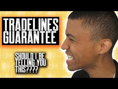 4 TRADELINES GUARANTEED TO REPORT || SECRETS TO BEAT CREDIT AGENCY SCANNERS || CREDIT REPAIR