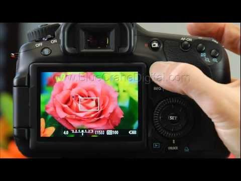 Introduction to the Canon 60D: Advanced Topics