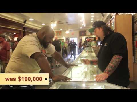 Pawn Star's Chumlee Vs. Sean Price's Potato