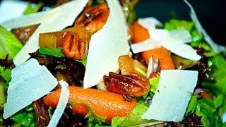 Reel Flavor - Toasted Autumn Salad