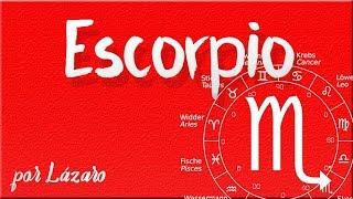 ESCORPIO Horóscopo de hoy 23 de abril 2019