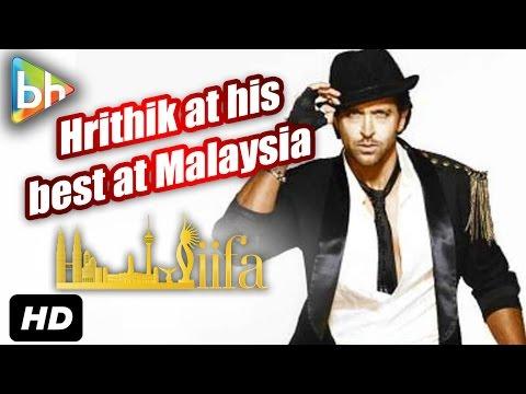 Hrithik Roshan Does 'Bang Bang' At IIFA, Malaysia