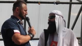 Чемпионат бород и усов в Хабаровске