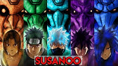 Alle Formen der Susano'o in Naruto Erklärt