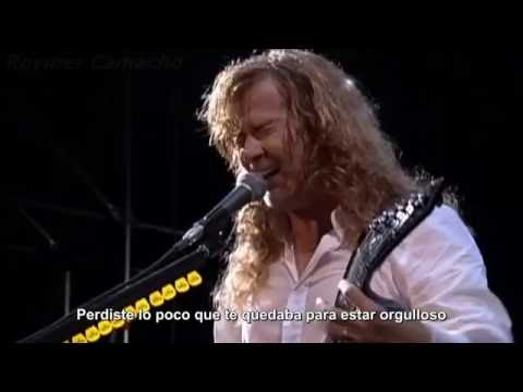 Megadeth - Something That I'm Not [Live That One Night: Buenos Aires 2005] (Subtítulos Español) mp3