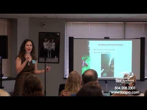 Music Pedagogy in Practice - Laapa Faculty Seminar Excerpts