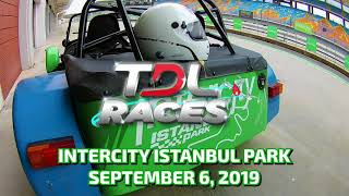TDL Races | Intercity Istanbul Park - Tech Drone League & Xblades