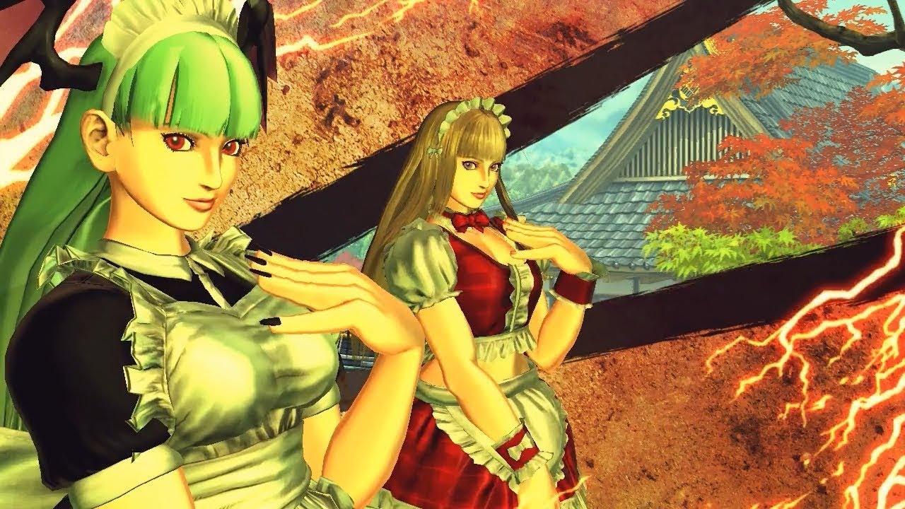 Lili Bedtime Lingerie Skin - Street Fighter X Tekken - YouTube
