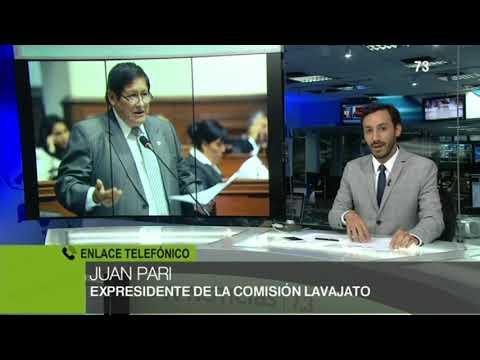 """Juan Pari: """"¿Quién es Chalán? ¿Es Luis Nava o es 'Ch-Alan'?'"""
