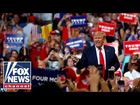 Voorhees - WATCH: Trump Launches Re-Election in Orlando