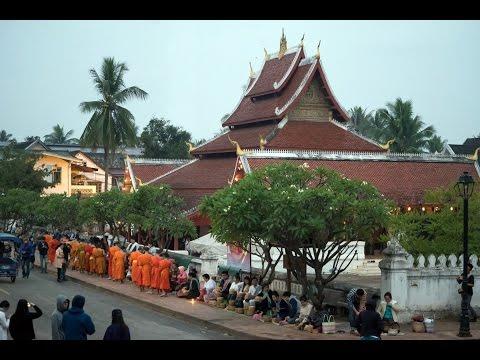 Luang Phabang , LAOS