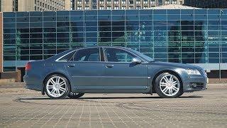 видео: НЕ едет, НЕ рулится, Audi S8.