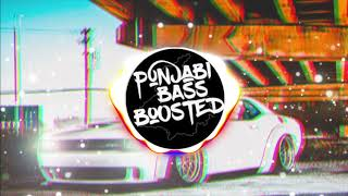 Difference [BASS BOOSTED] Amrit Mann Punjabi Songs 2018
