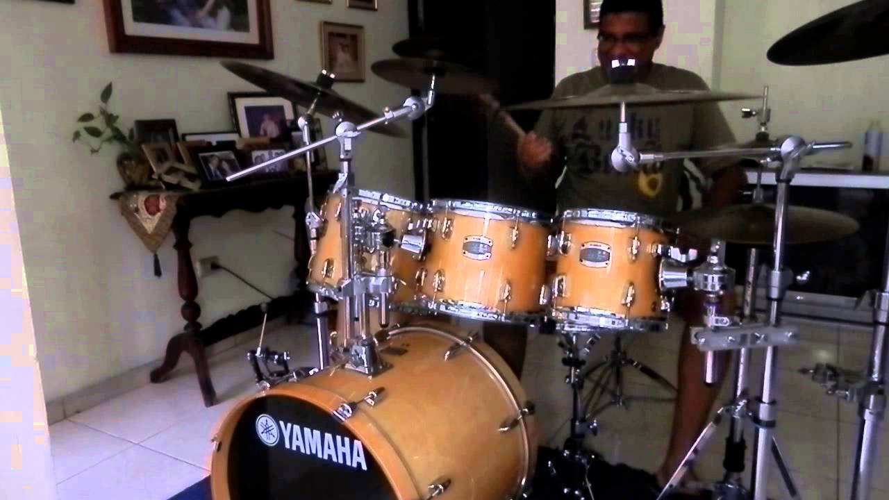 yamaha stage custom all birch zeteando youtube. Black Bedroom Furniture Sets. Home Design Ideas