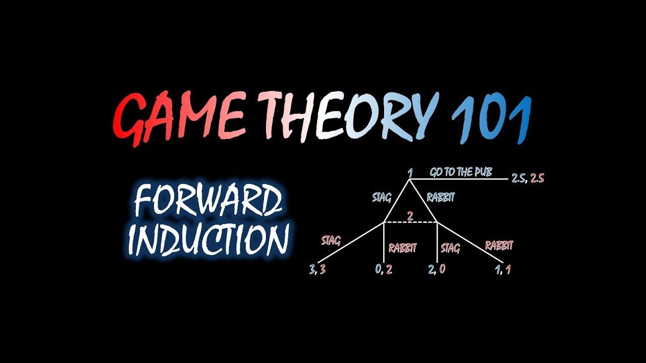 Theory 101 Mooc 26 Forward Induction