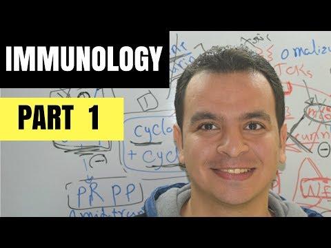 1- Immunology for USMLE Step 1 - Elhusseiny's USMLE Preparation Program