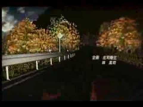 Initial D 3rd Stage Opening