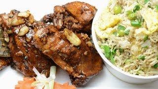 Chicken Adobo - By Vahchef @ Vahrehvah.com
