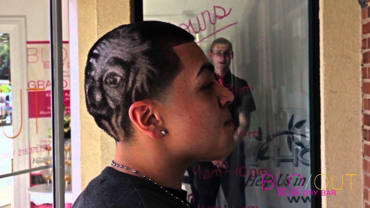 "Einstein Haircut Art - Tech N9ne - ""Einstein"" - YouTube"