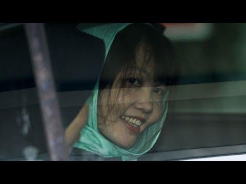 Vietnamese woman in Kim Jong Nam murder case freed