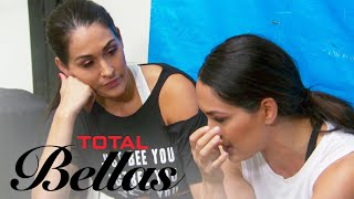 Brie Bella Gets Overwhelmed With Mom Guilt | Total Bellas | E!