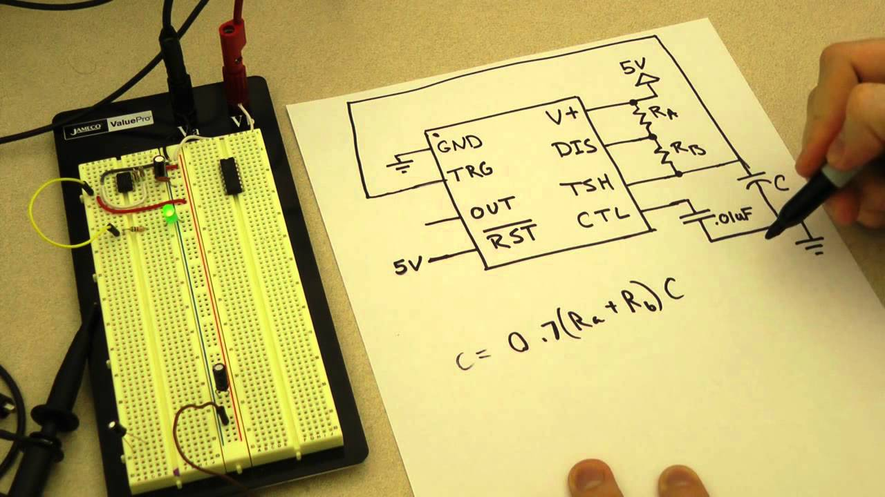 CS 3651 - 555 Timers - YouTube